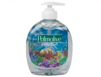 Jabón de manos PALMOLIVE con dispensador 300 ml.