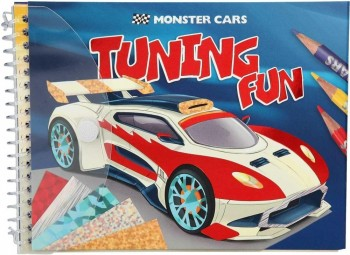 MONSTER CARS create your Tuning fun