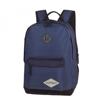 Mochila COOLPACK Scout Shabby Navy A117 Porta Pc.