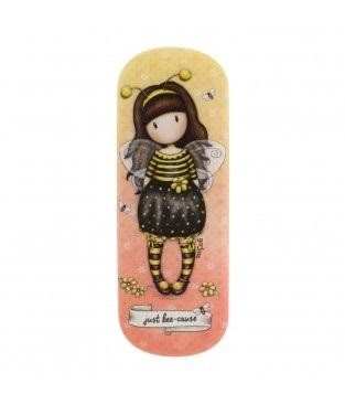 "Funda gafas GORJUSS rigida "" Bee Loved \"""