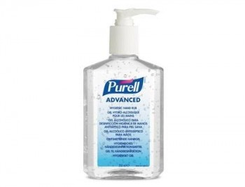 Gel de manos PURELL dispensador manual 300 ml.