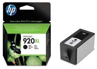 HP Inkjet nº 920XL CD975A   (1200 pág) negro