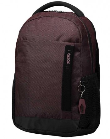 Mochila TOTTO commuter Pc. y tablet  Deleg 1920F-M09 Burdeos