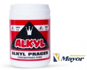 Pegamento ALKYL PRAGER Multiusos al Agua 250 gr.