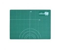 Plancha de corte A4 OFFICE BOX 300 x 220 x 3 mm. Verde