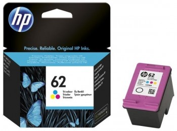 HP inkjet 62 color C2P06AE 165 copias aprox.