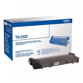 Brother Toner laser negro TN 2320