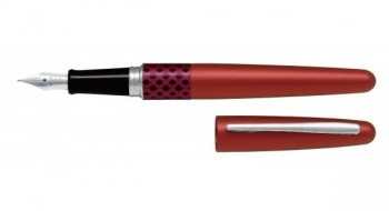 Pluma PILOT MR Urban Retro Roja
