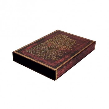 Caja PAPERBLANKS Manuscritos 232 x 215 x 45 mm. IV Centenario Shakespeare