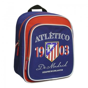 Mochila ATLETICO DE MADRID guarderia 30 cm.