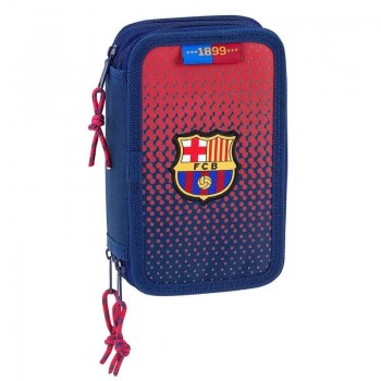 Plumier BARCELONA triple corporativa 36 piezas