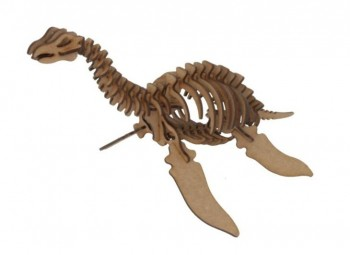 Maqueta 3D WOOD MODELS pocket plesiosaurus