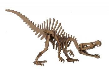 Maqueta 3D WOOD MODELS Clasic Spinnosaurus