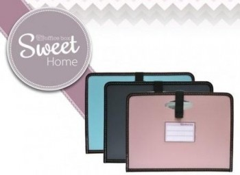 Archivador fuelle OFFICE BOX A4 sweet 12 divisiones