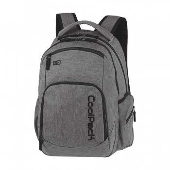 Mochila COOLPACK break silver snow grey A312 porta PC.