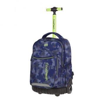 Mochila COOLPACK troley swift misty green A41