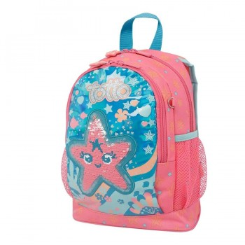 Mochila infantil TOTTO Pequeña 20100-5IG Jelly Belly