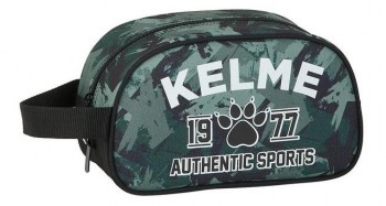 Neceser Safta KELME Authentic con asa y adaptable a troley 26 x 15 x 12 cm.