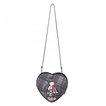 Bolso bandolera GORJUSS forma corazón The Collector
