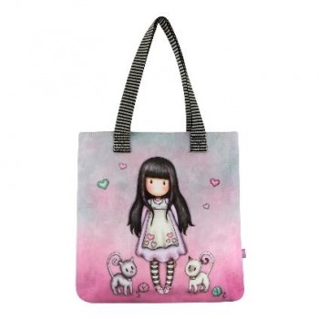 "Bolso GORJUSS Shopper "" Tall Tails \"""