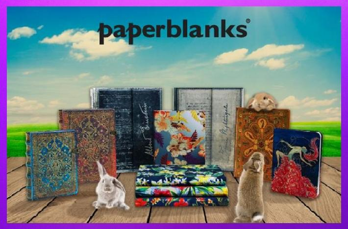 COLECCIÓN PAPERBLANKS